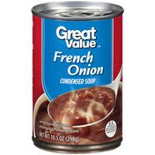 Great Value French Onion Condensed Condensed Soup