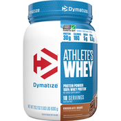 Dymatize Protein Powder, Chocolate Shake, Whey