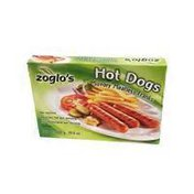 Zoglo's Savory Meatless Franks Hot Dogs