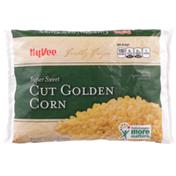Hy-Vee Freshly Frozen Super Sweet Cut Golden Corn