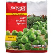 Pictsweet Baby Brussels Sprouts