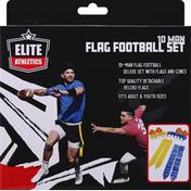 Elite Athletics Flag Football Set, 10 Man