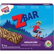 CLIF Kid Chocolate Chip Baked Whole Grain Energy Snack