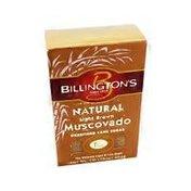 Billingtons Natural Light Brown Muscovado Sugar