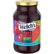 Welch's Tart Cherry Berry Fruit Spread