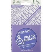 Green Goo Salve, Free to Breathe