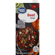Great Value Beef Broth
