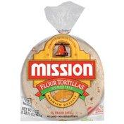 Mission Homestyle Flour Tortillas