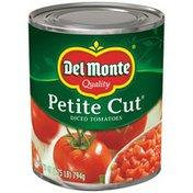 Del Monte Petite Cut Diced Del Monte Petite Cut Diced Tomatoes