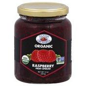 Danish Orchards Fruit Spread, Organic, Raspberry