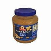 ShopRite Super Chunky Peanut Butter