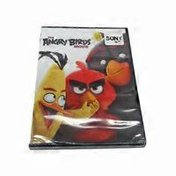 Ingram Entertainment Angry Birds Movie DVD
