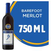 Barefoot Cellars Merlot Red Wine 750ml