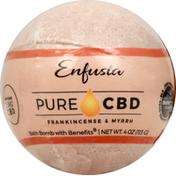 Enfusia Bath Bomb, Frankincense & Myrrh