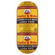 Schaller & Weber Liver Pate, Oldenburger Brand