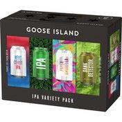 Goose Island Beer Co. IPA Variety Pack Beer Cans
