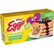 Eggo Frozen Pancakes, Limited Fall Flavor, Pumpkin Pie