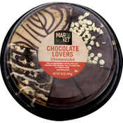 """PICS 6"""" Chocolate Lovers with Cream Cheese Frosting"""