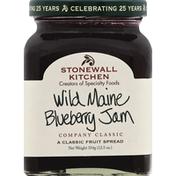 Stonewall Kitchen Jam, Wild Maine Blueberry