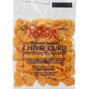 Door County Cheese Curd, Yellow Cheddar