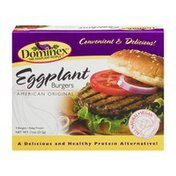 Dominex Eggplant Burgers American Original