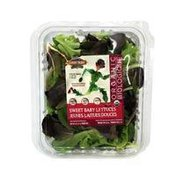 Classic Salads Organic Sweet Baby Lettuces