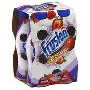 Frusion Fruit + Yogurt Smoothie, Wild Berry
