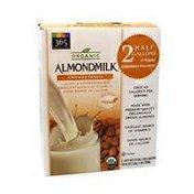 365 Unsweetened Almond Milk