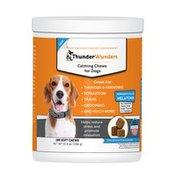 ThunderWunders Melatonin Calming Dog Chews