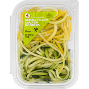 SB Noodles, Green & Yellow Squash