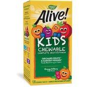 Nature's Way Alive!® Kids Chewable Multivitamin