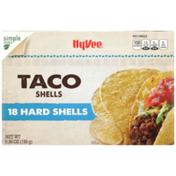 Hy-Vee Hard Taco Shells
