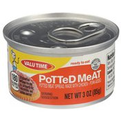 Valu Time Potted Meat