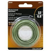 Hillman Group Steel Wire, Plastic Coated