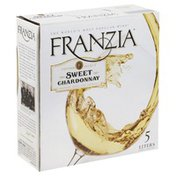 Franzia Chardonnay, Sweet, Vintner Select