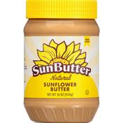 SunButter Sunflower Butter, Natural