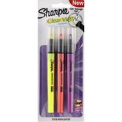 Sharpie Stick Highlighter, Clear View
