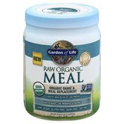 Garden of Life Shake & Meal Replacement, Organic, Lightly Sweet