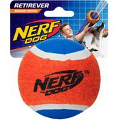 "NERF DOG 2.5"" Rubber Hex Tennis Ball"