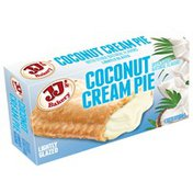 JJ's Bakery Coconut Cream Pie