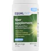 Equaline Fiber Supplement Powder, Sugar Free