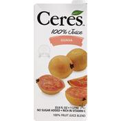 Ceres 100% Juice, Guava