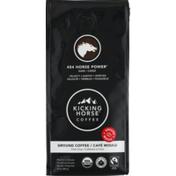Kicking Horse Coffee 454 Horse Power Dark Ground