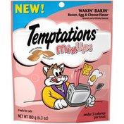 Temptations Mixups Wakin' Bakin' Bacon, Egg & Cheese Flavors Cat Treats