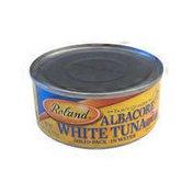 Roland Albacore White Tuna in Water