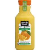 Minute Maid 100% Juice, Orange, Some Pulp