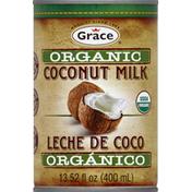 Grace Coconut Milk, Organic
