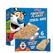 Kellogg's Frosted Flakes Breakfast Cereal Bars, Kids Breakfast Bars, Original