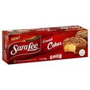 Sara Lee Crumb Cakes, 6 Pack, Box