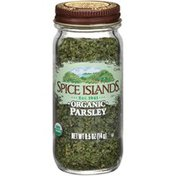 Spice Islands Organic Parsley